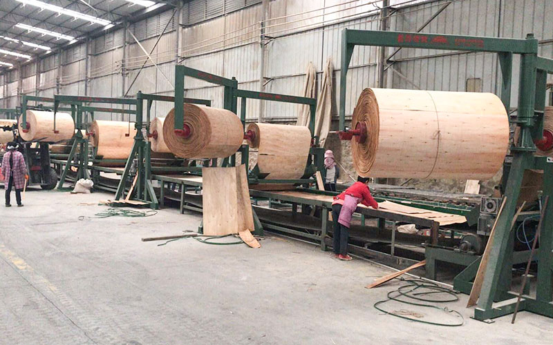 Automatic Veneer Plywood Lay-up Machine